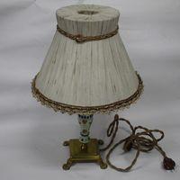 Лампа настольная, (рабочая)