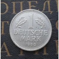 1 марка 1990 (A) Германия ФРГ #02