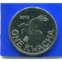 Малави 1 квача 2012 UNC
