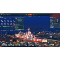 Аккаунт World of Warships (WoWs) с большим количеством свободного опыта, открытой коллекцией и прочими бонусами. С 5 рублей, акция!