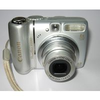 Canon power Shot A580
