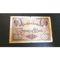 20 марок 1914 г