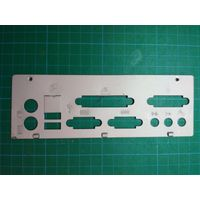 Заглушка в корпус (задняя панель) I/O Shield (5)