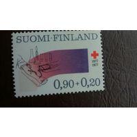 Финляндия 1977 Донорство