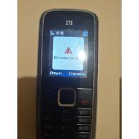 Мобильный телефон б.у.  ZTE R221 2шт