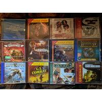 Набор игровых лицензионных дисков 1.