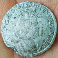 3 гроша 1754.
