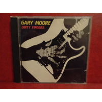 CD  -GARY MORE - DIRTY FINGERS