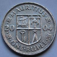 1 рупия 2004 МАВРИКИЙ
