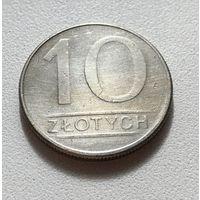 10 злотых 1988