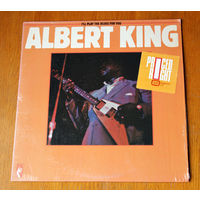 "Albert King ""I'll Play The Blues For You"" LP, 1981"