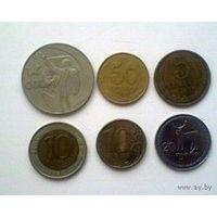Аукцион. Старт с 1 рубля!!! Набор монет. Лот 301. Цена за все.