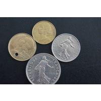 Лот монет Франции