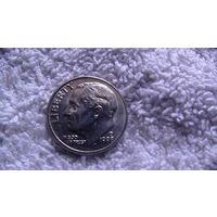 США 10 центов 1998D распродажа