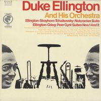 Duke Ellington And His Orchestra, Nutcracker Suite / Peer Gynt Suites Nos. 1 & 2, LP 1980