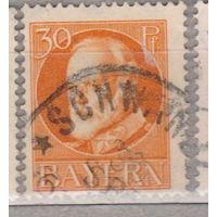 Бавария Личности Известные люди  Король Людвиг III 1914 год лот 12