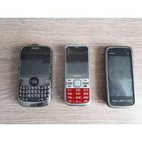Мобильный телефон, смартфон. Huawei. Nokia.