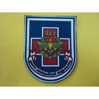 Шеврон 223 цам