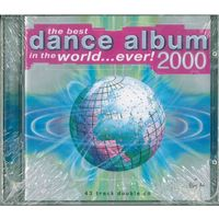2CD Various - The Best Dance Album In The World...Ever! 2000