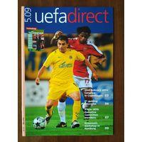 Журнал UEFA direct 5-2009
