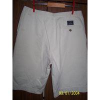Шорты джинсовые, р-р 50, Италия, б/у,см. замеры