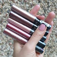 Тинты Sephora Cream Lip Stain Metal