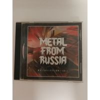 """Metal From Russia """"MP3 Collection CD 1"""""""