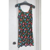В подарок к купленной одежде К 8 марта качественная одежда . Платье  Туника Вискоза Р-р 48