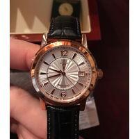 Редкие ЧАСЫ Золотые мужские часы Romanoff 2824/2. Наградные НОВЫЕ