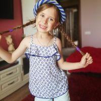 Майка детская одежда - 6-7 лет