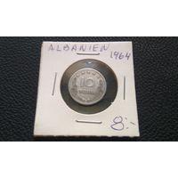 10 киндарок 1964. Албания.