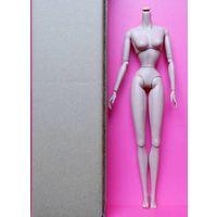 "Тело для куклы fashion royalty  12"" FR Fashion Royalty White/Caucasian Skintone Nude идеальное состояние"
