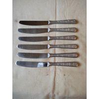 Ножи столовые , комплект 6 шт.