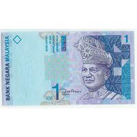 Малайзия, 1 ринггит 1996-2000 год. UNC