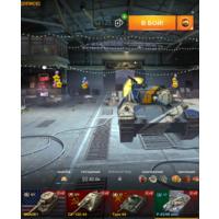 Продам акк с танками WOT Blitz