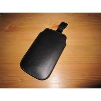 Чехол для телефона кожаный