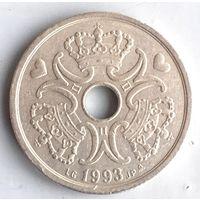 Дания 2 кроны 1993