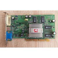 Видеокарта Radeon 9000