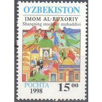 Узбекистан история искусство