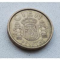 Испания 100 песет, 1990 7-12-21