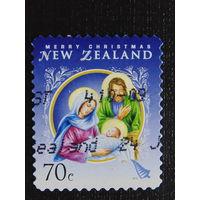 Новая Зеландия  2012 год. Рождество.