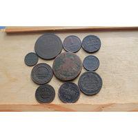 10 медных монеток 9