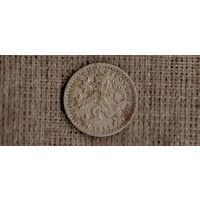 Чехословакия  25 геллеров 1933 /(MY)