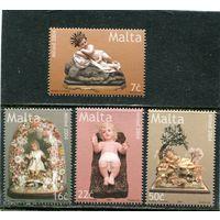 Мальта. Рождество 2004