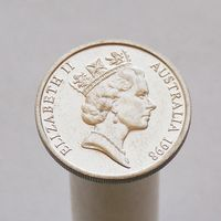 Австралия 10 центов 1998