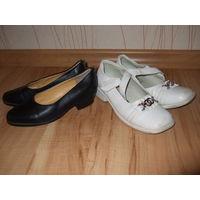 Туфли девичьи