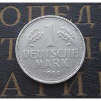 1 марка 1990 (F) Германия ФРГ #03