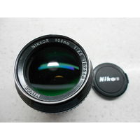 Объектив Nikon Nikkor 105 mm 1:2.5 Ai