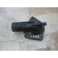 103773Щ Peugeot 206 2.0hdi фланец ОЖ 9633700080