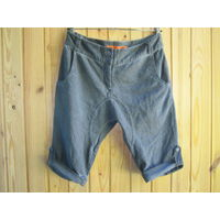 Последний писк! Крутые трикотажные шорты Object с эффектом изношенности, р.L. Новые